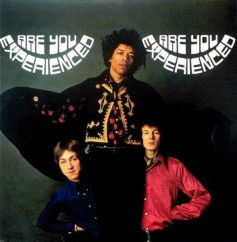 """52nd Anniversary of Jimi Hendrix's first album """"Are You Experienced"""""""