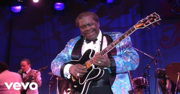 B. B. King – The Thrill Is Gone (Live)