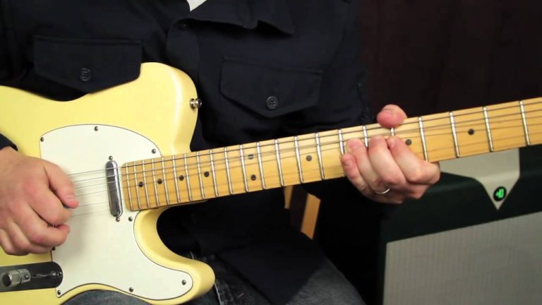 """Muddy Waters  """"Manish Boy"""" – Blues Guitar Lessons – How to Play Guitar – Lesson Tutorial"""