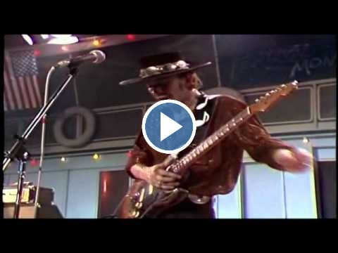 Stevie Ray Vaughan – Live at Montreux