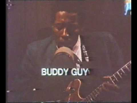 Buddy Guy – First Time I Met The Blues