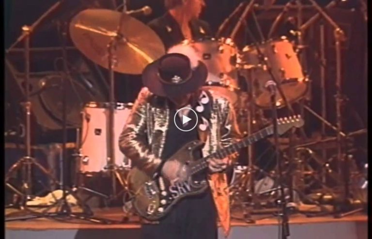 Say What by Stevie Ray Vaughan