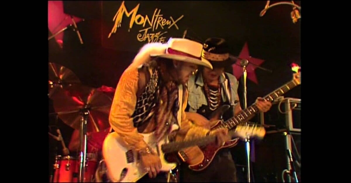 Look At Little Sister by Stevie Ray Vaughan (Live at Montreux 1985)