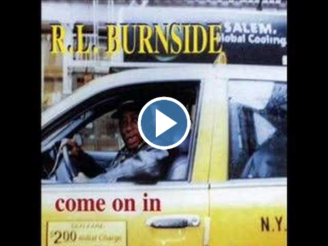 It's Bad You Know by R.L. Burnside