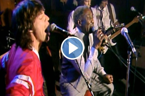 Muddy Waters & The Rolling Stones – Hoochie Coochie Man (Live At Checkerboard Lounge)