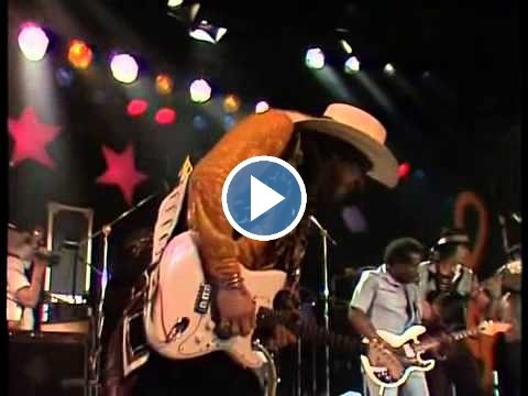 Stevie Ray Vaughan – Gone Home
