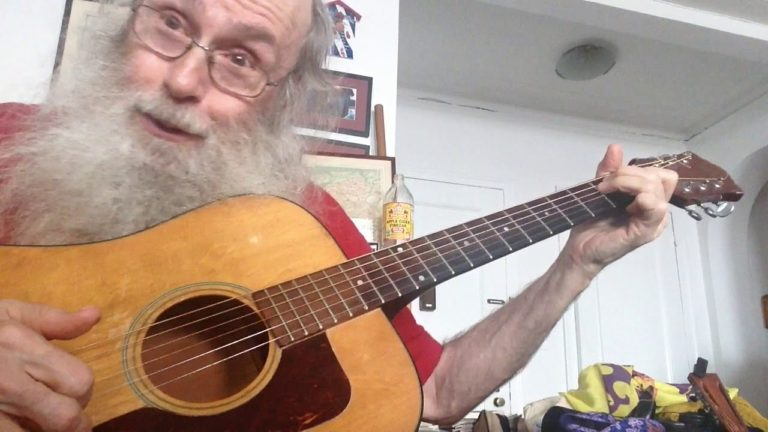 Guitar Lesson. G Major Scale Is E Blues Scale Lesson. With Groovy Licks, Fingerpicking, AND FUN!!!
