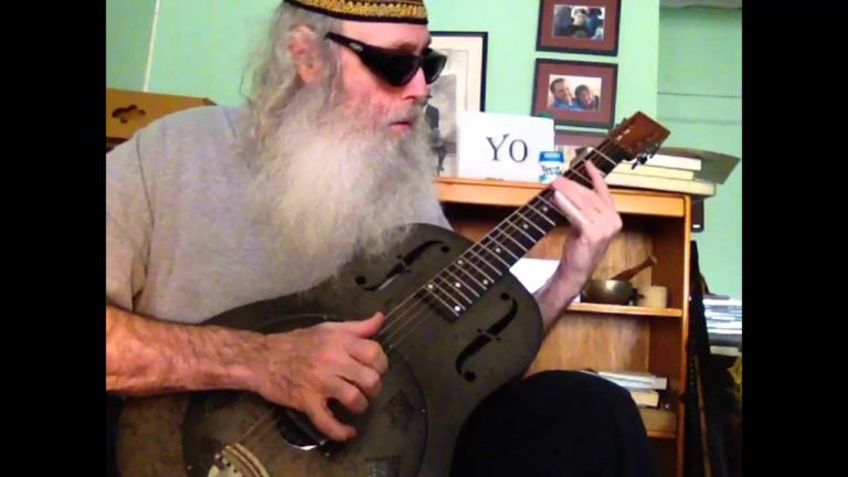 Slide Guitar Blues Lesson – The Blues Scale In Open D Tuning Explores The Root Of The Blues!!
