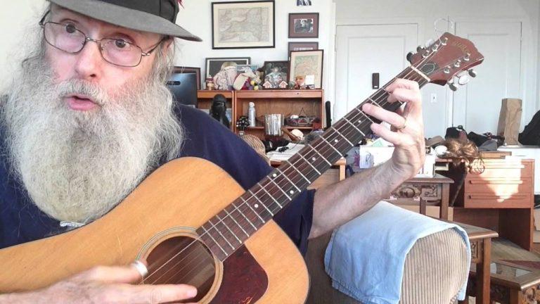 Guitar Lesson E blues shuffle Guitar Lesson To Prepare To Learn Lightnin Hopkins Style Shuffle