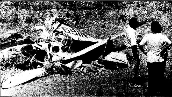 Stevie Ray Vaughan was killed in a helicopter crash