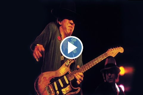 Texas Flood by Stevie Ray Vaughan (Live at the El Mocambo)