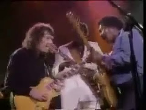 Caldonia by Gary Moore, Albert King and Albert Collins (Live Performance)