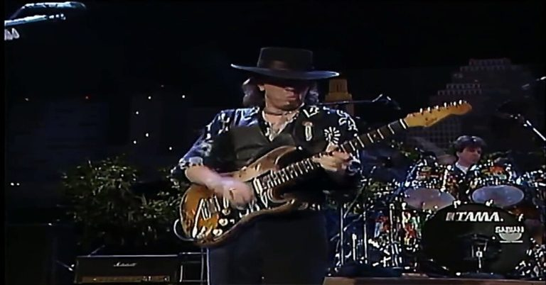 Tightrope by Stevie Ray Vaughan & Double Trouble (Live at Austin, TX)
