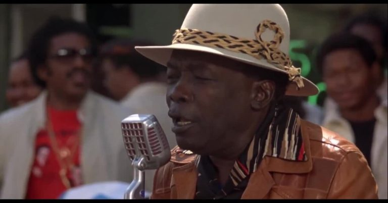 """Boom Boom by John Lee Hooker   Live in """"The Blues Brothers"""" Movie"""