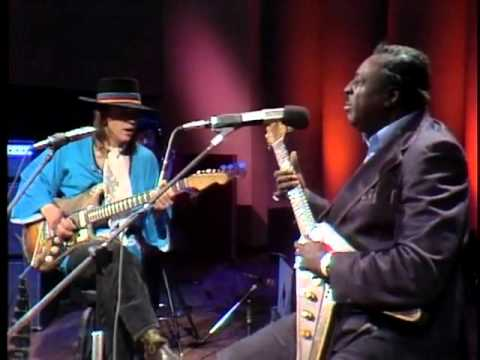 Don't Lie To Me by Albert King with Stevie Ray Vaughan (Live Performance)