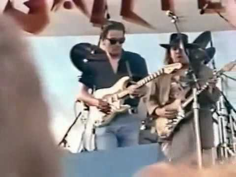 In The Open by The Vaughan Brothers (Live, 1990)