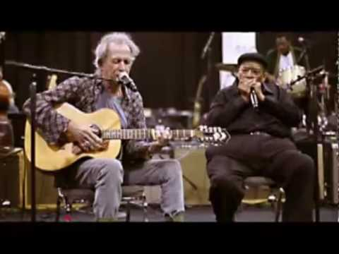 Little Red Rooster by Keith Richards & James Cotton (LIVE)