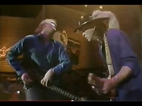 Look At Little Sister by Stevie Ray Vaughan & Jeff Healey (Live)