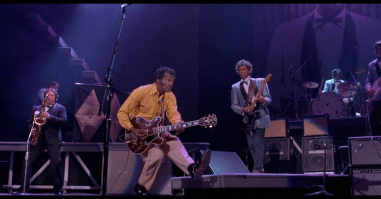 Nadine by Chuck Berry and Keith Richards (Live Performance)