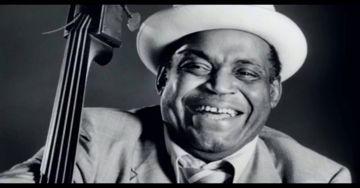 A Poet and a Giant of the Blues, Willie Dixon