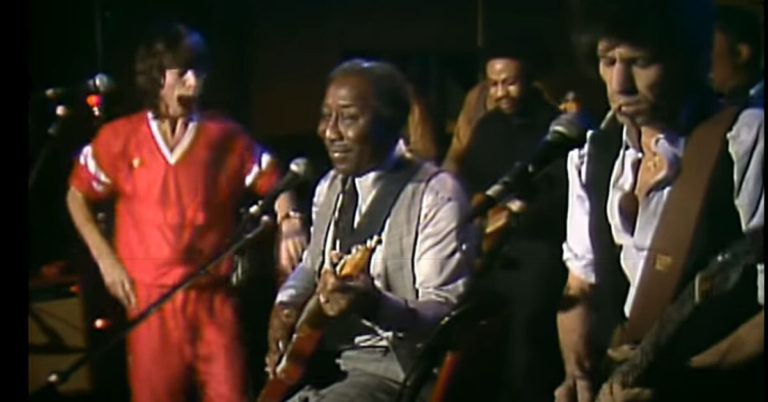 Baby Please Don't Go by Muddy Waters & The Rolling Stones (Live)