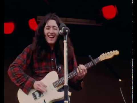 Gambling Blues by Taste (Rory Gallagher Live At The Isle Of Wight)
