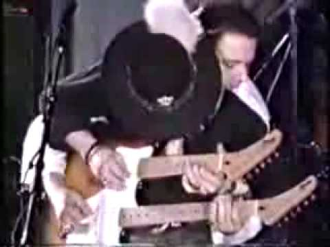 Pipeline by Stevie Ray and Jimmie Vaughan (Live)