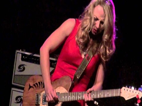 I Put A Spell On You by Samantha Fish (Live)