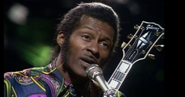 The Blues by Chuck Berry (Live)