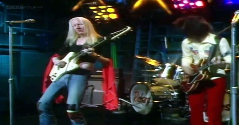 Jumpin' Jack Flash by Johnny Winter (Live)