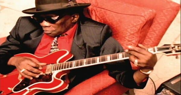 One Bourbon, One Scotch, One Beer by John Lee Hooker (Official Music Video)