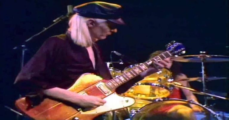Suzie Q  by Johnny Winter (Live at Rockpalast)