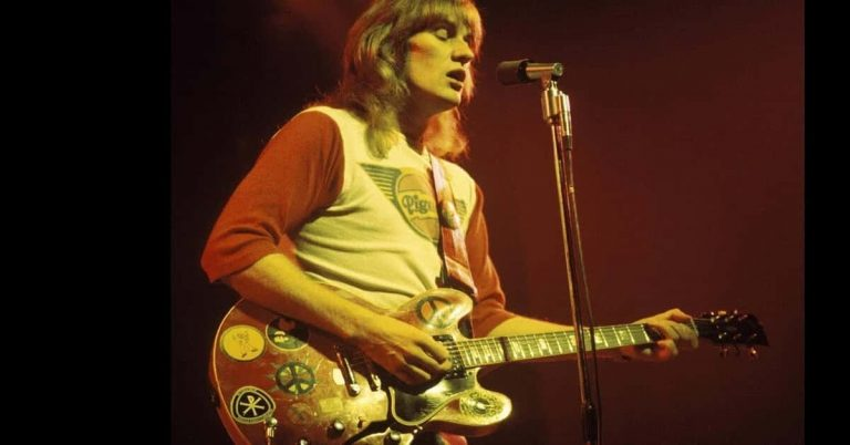 Help Me by Alvin Lee & Ten Years Later Live