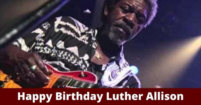 It Hurts Me Too by Luther Allison (Live, 1997)