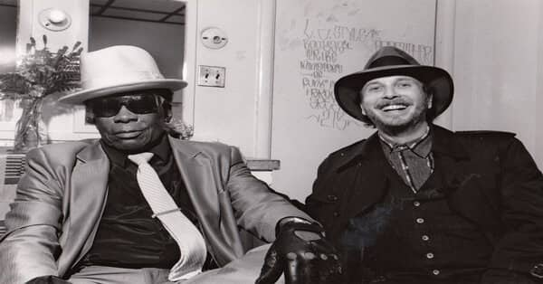 """John Lee Hooker Performing """"Boogie Chillen"""" with Roy Rogers (Live, 1992)"""