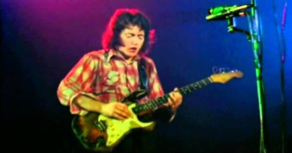 Rory Gallagher – Walk on Hot Coals – Live