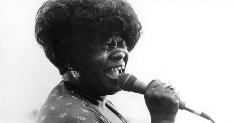 Happy 93rd Birthday to the Queen of the Blues, Koko Taylor
