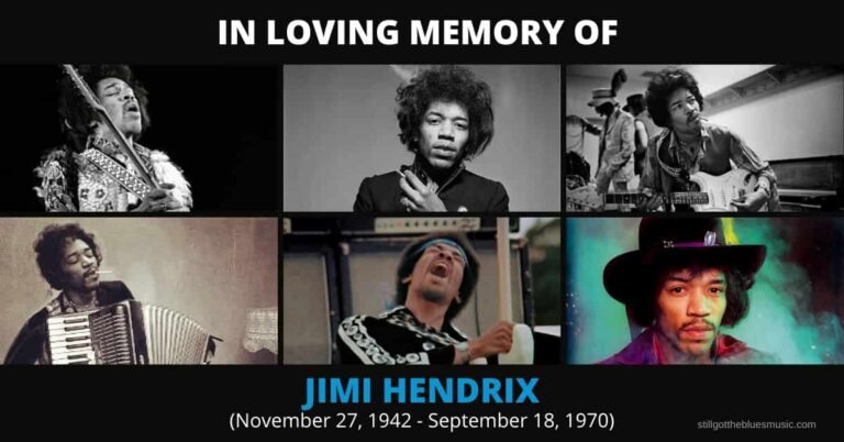 Jimi Hendrix Died on This Day