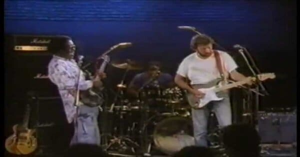 Worried Life Blues by Eric Clapton & Buddy Guy (Live)